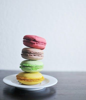 Annabelle Serendipity: Macaroons recipe