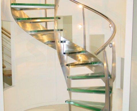 modelos de escalera con vidrio - Google Search