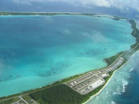 Top 10 Most Remote American Outposts in the World - Base at Diego Garcia