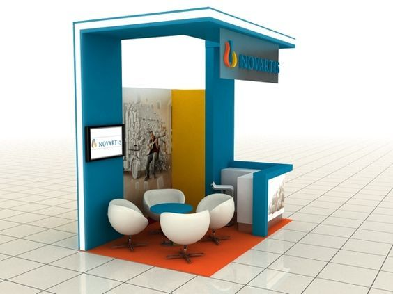 Novartis Glavus Campaign 2in1 Variable Exhibition Stand By Katalin  Ercsényi, Via Behance. Exhibition IdeasExhibition BoothExhibition ...