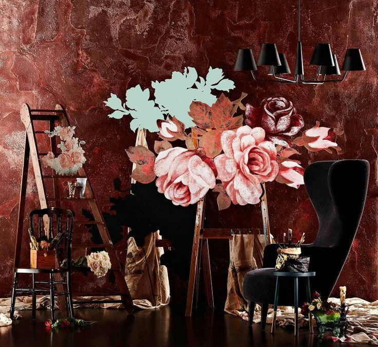 The Romantic Spirits Palette, Dulux Colour Forecast 2014.Styled by Geoffrey Carran for Dulux.