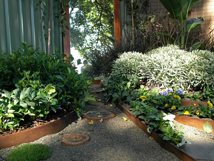 Beautiful User Galleries   Formboss Metal Garden Edging For Lawns, Garden Beds And  Driveways