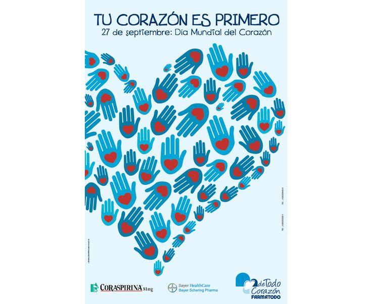 Proyecto concretado creado para las Tiendas Farmatodo.  El principal objetivo de esta campaña fue para celebrar el Día Mundial del Corazón, donde se unieron Farmatodo y Bayer para crear conciencia a la población sobre la importancia de cuidar la salud corazón.