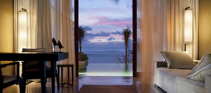 Ocean View Luxury Pool Villa in Bali