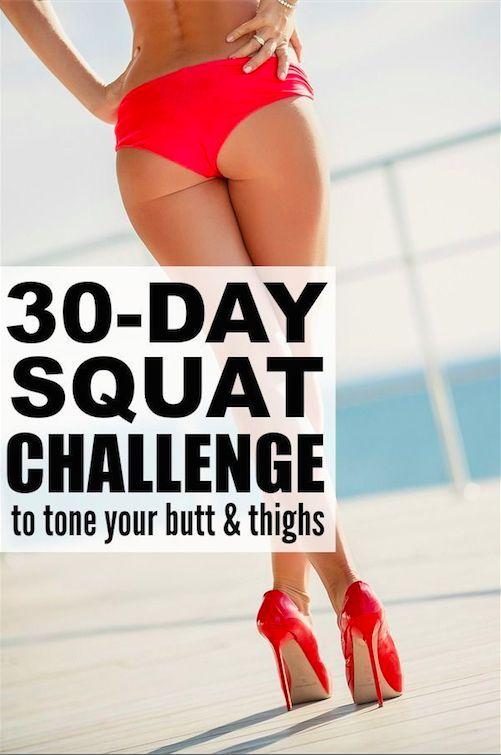 25 Best Ideas About 100 Squat Challenge On Pinterest