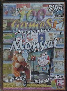 Kode 29Y1 100 game MONYET dkk