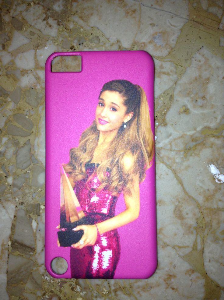 My Ariana Grande case