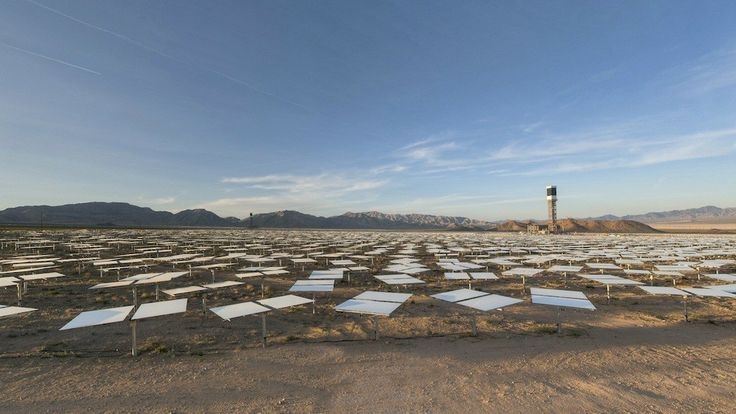 No need to stop in, take the online tour (you're welcome). Take a Tour of California's Insane Solar Thermal Energy Plant