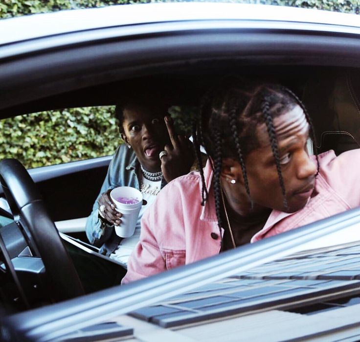 Young Thug & Travi$ Scott
