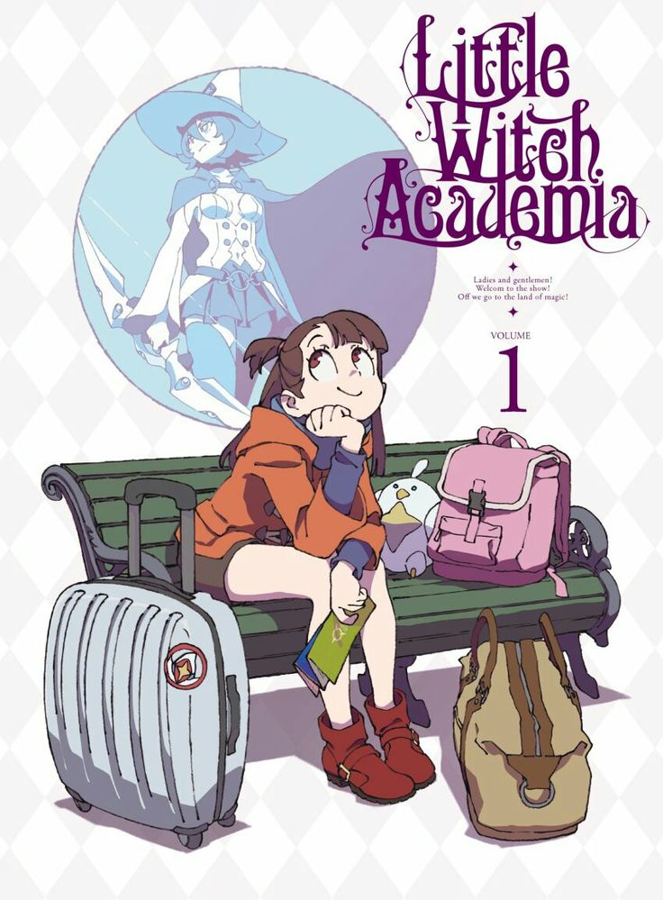( Good anime for Harry Potter lovers AND Anime fans! =^_^= ki ) Little Witch Academia