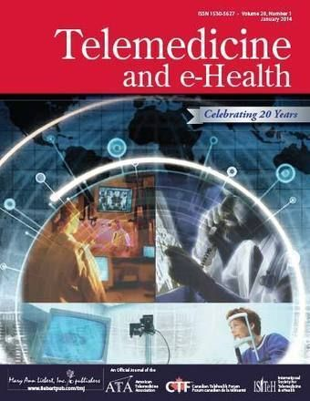 Telemedicine and e-Health, Jan 14 edition is out | What's up Health? | Scoop.it