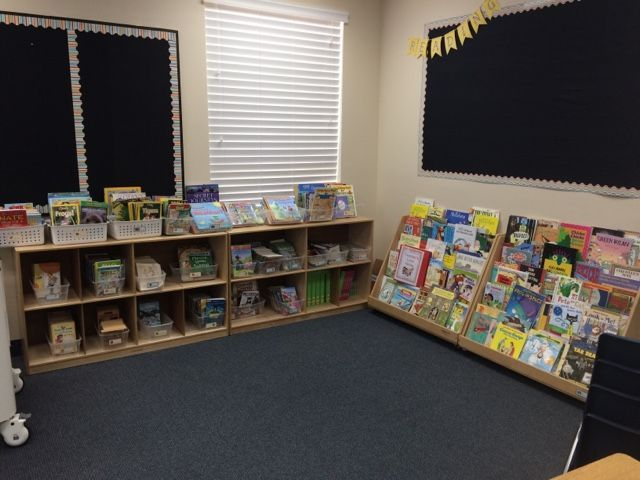 Classroom Library Organization Tips and Ideas