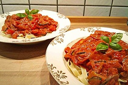Roros würziges Paprika - Zucchini - Gemüse mit Zwiebeln und Knoblauch 5