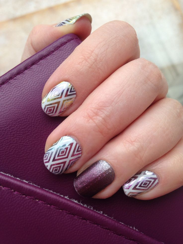 397 best jamberry images on Pinterest | Nail art ideas, Nail ideas ...