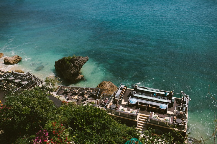Rock Bar Ayana Resort Bali.  Image: Cavanagh Photography