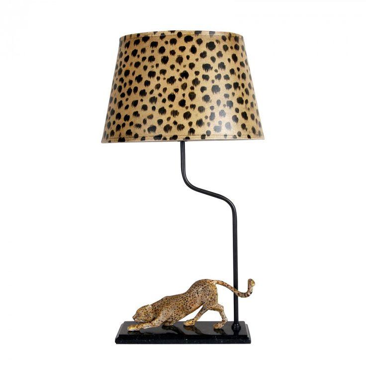 HOUSE OF HACKNEY Cheetah lamp - Left