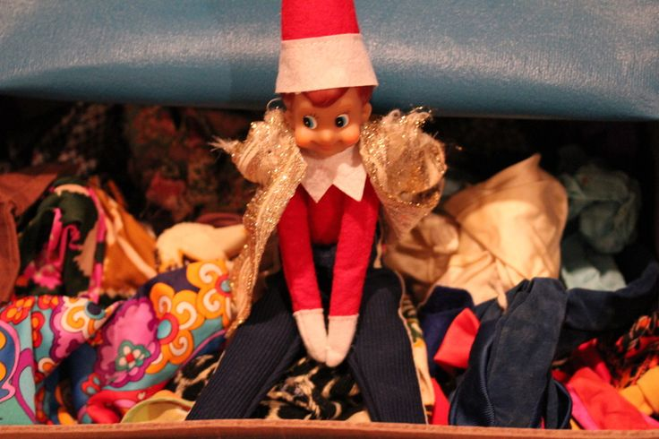 Barbie S Clothes Fit Our Elf On The Shelf Elf On The