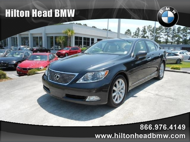 Check out our current Pre-Owned/Used Vehicles in inventory, serving Hilton Head, Bluffton, Savannah South California.    Used 2007 Lexus LS 460 For Sale in Bluffton & Hilton Head SC | VIN: JTHBL46F775033205