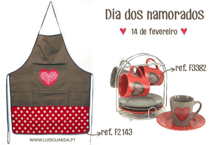 Já viu a nossa gama de decoração para o Dia dos Namorados? -> http://www.luisguarda.pt/produtos/romy