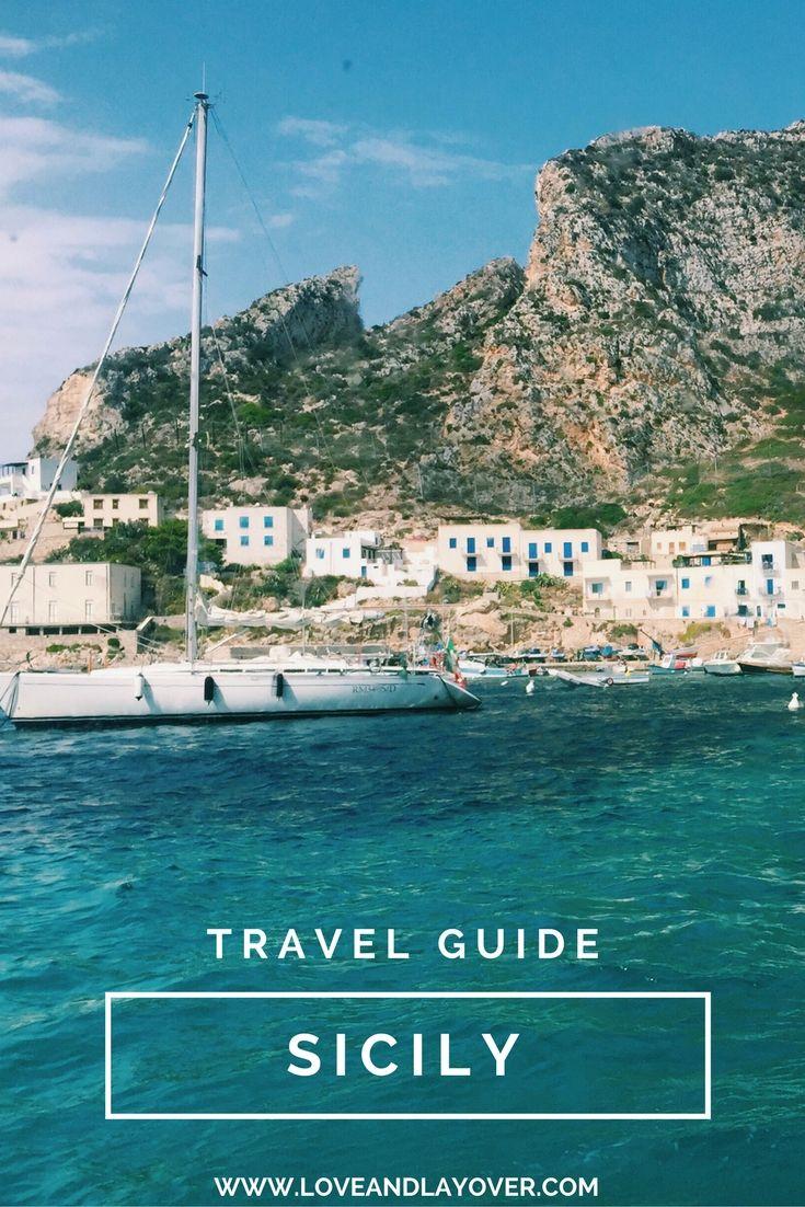 Sicily Travel Guide #roadtrip #travel #travelguide #traveltips #italy #travelitaly #travelinspo #sicilia