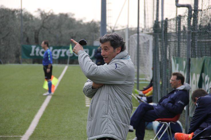 All. Nazionale U17 LND Egidio Notaristefano