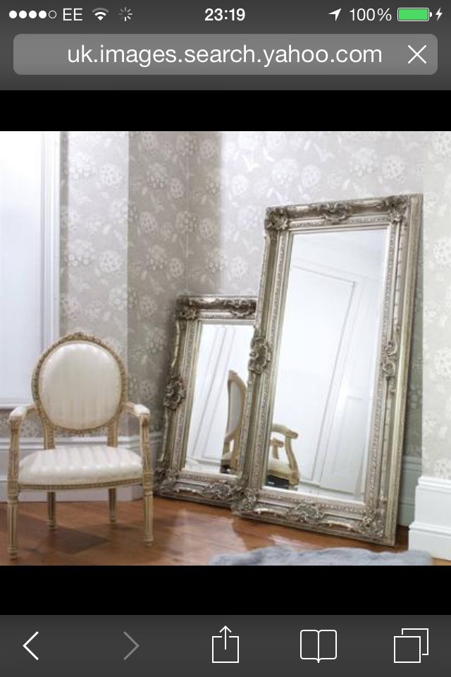 Mirror ideas for guest room