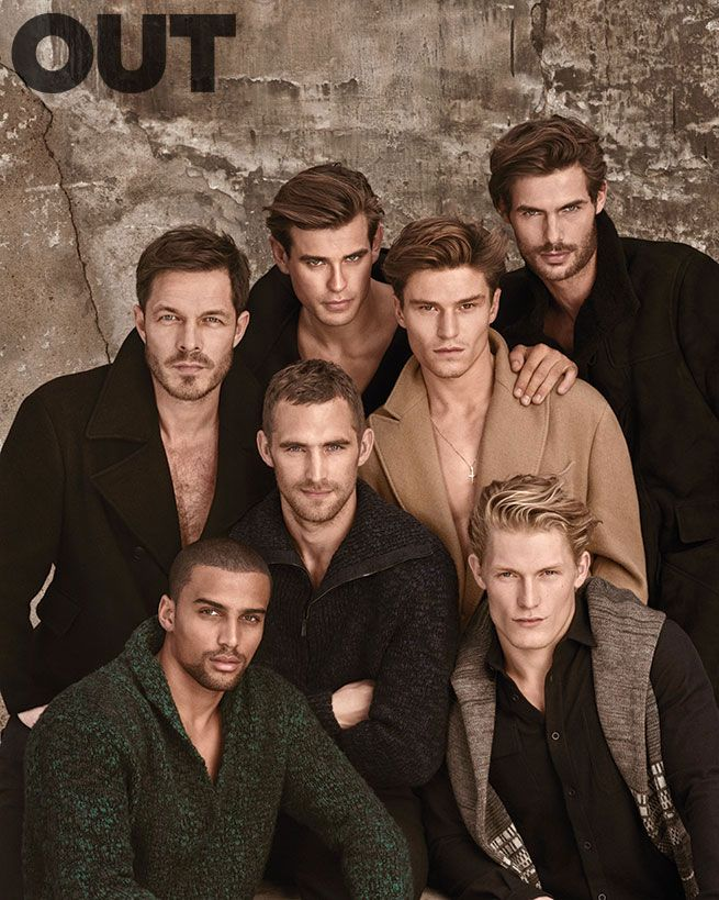 Brit Invasion: British Models Pose for OUT Shoot