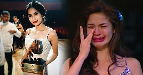 Jasmine Curtis-Smith did not thank her sister Anne Curtis-Smith during her MMFF acceptance speech