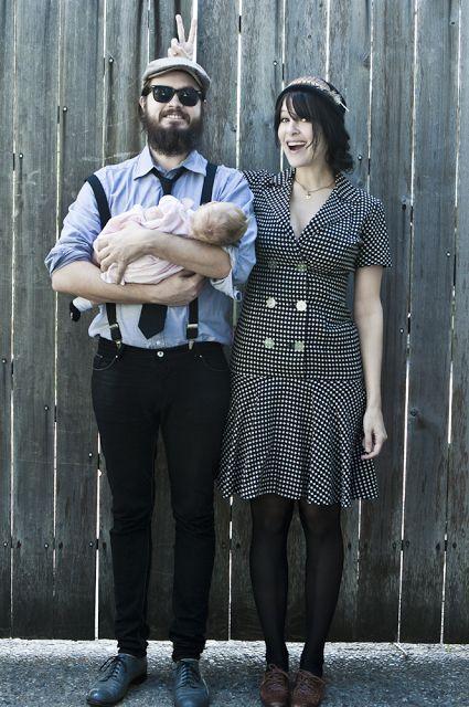 .: Bleubird Vintage Family