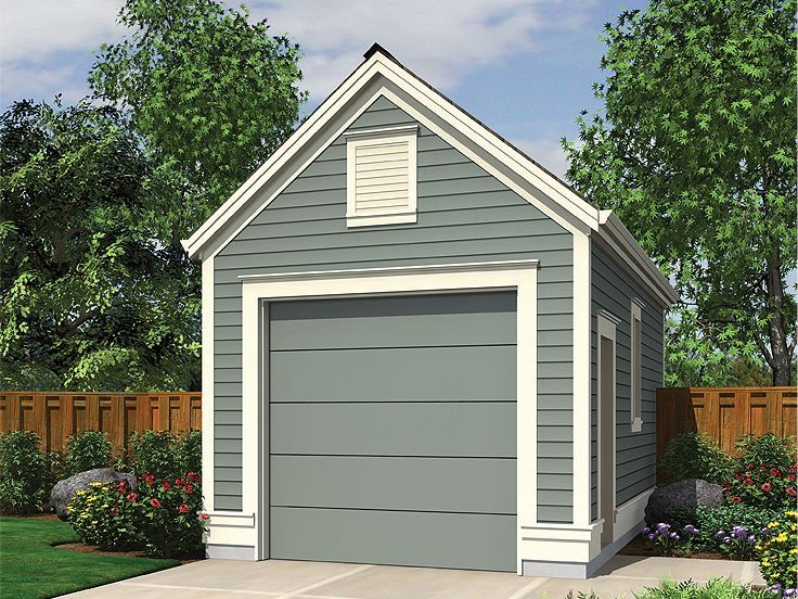 The 25 best garage plans free ideas on pinterest how to for Small garage plans free
