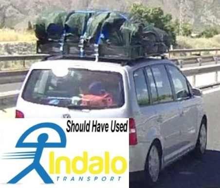 Should Have Used Indalo Transport | Indalo Transport