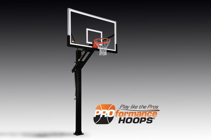Lifetime Inground Basketball Hoops, Systems And Goals