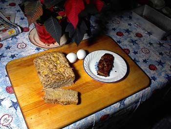 Goetta - Recipes From A German Grandma  I will adjust this recipe some. We like our goetta a little spicier so I use the hot sausage or 1/2 hot and 1/2 mild sausage. Lisa