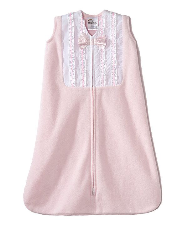Take a look at this Pink Tuxedo SleepSack on zulily today!