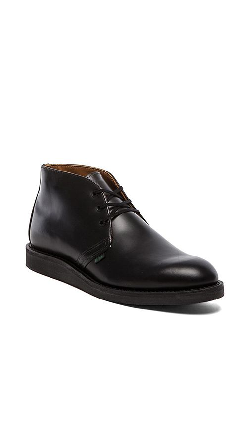 Shop for Red Wing Shoes Postman Chukka in Black Chapparral at REVOLVE. Free 2-3 day shipping and returns, 30 day price match guarantee.