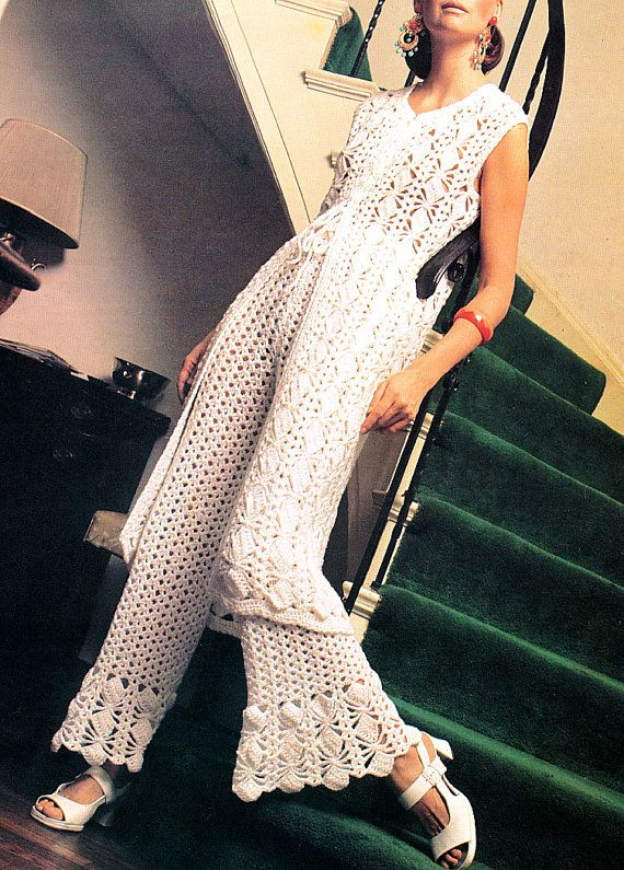 Crochet clothes, many patterns