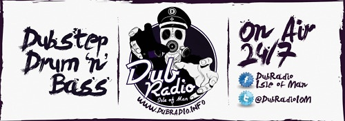 A banner I did for a local dubstep radio station I'm part of, Dubradio Isle of Man    Facebook - DubRadio Isle of Man  Twitter - DubRadioIOM