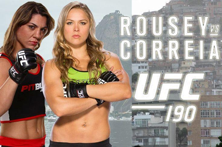 Favelas, AIDS e bebidas, cartilha do UFC alerta lutadores