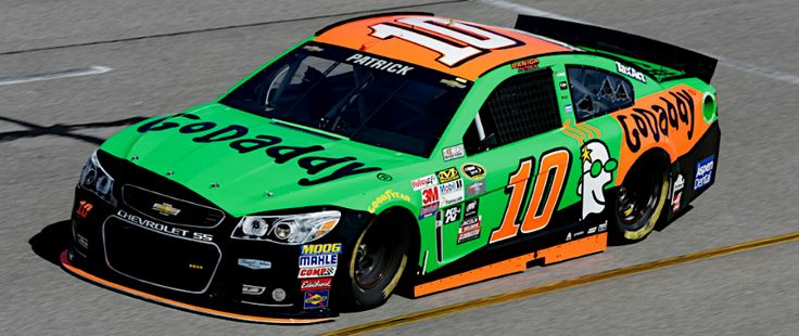 Danica on track during practice for the Federated Auto Parts 400 at Richmond Int'l Raceway, 9/11/15.