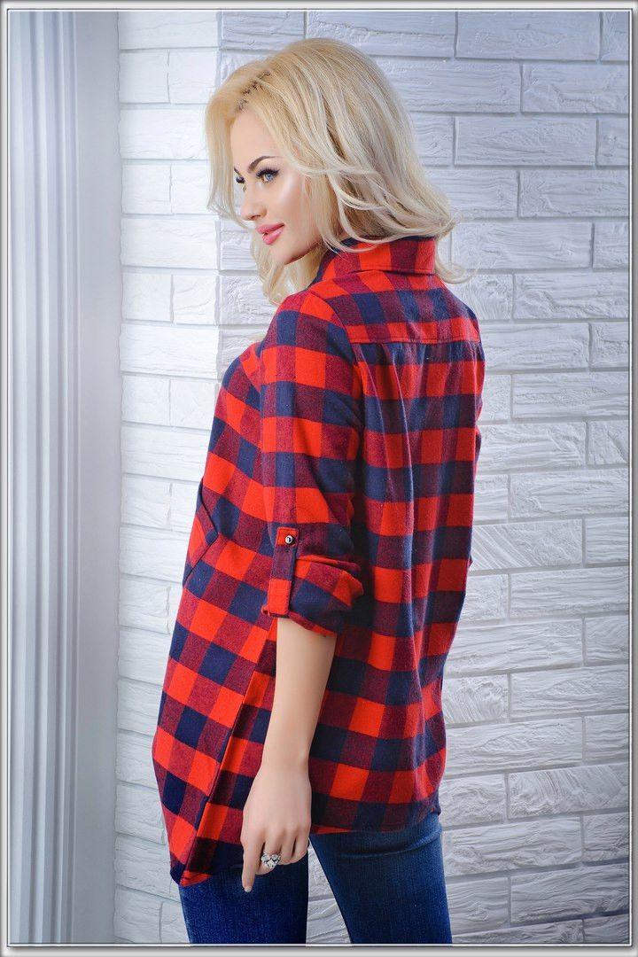 """Стильная рубашка оригинального кроя: продажа, цена в Одессе. блузки и туники женские от """"Интернет-магазин стильной одежды """"x04y"""""""" - 472549871"""