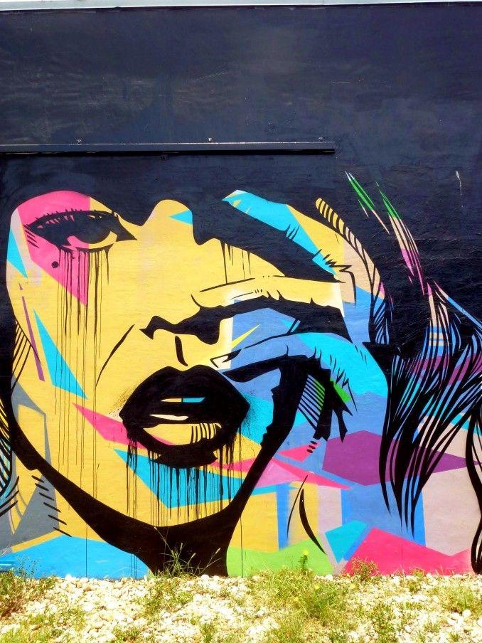 Best 22 Miami Street Art images on Pinterest | Miami street art, 1 ...
