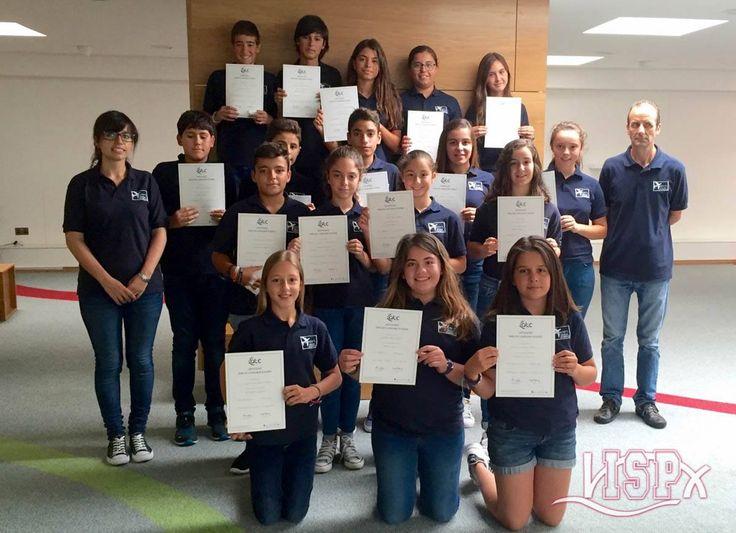 Certificación de nivel de idioma en Rathdown School Dublín.¡Enhorabuena! #Irlanda16. Enlace:  https://youtu.be/CxejdJc5oBo