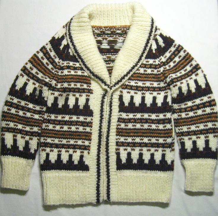 cowichan cardigan