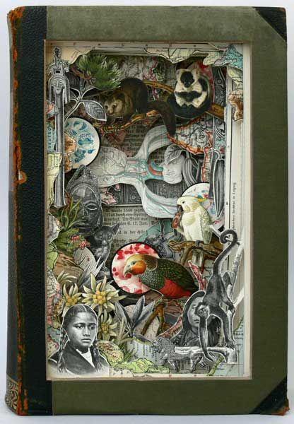 Gorgeous!! Art from Antique books by Alexander Korzer-Robinson