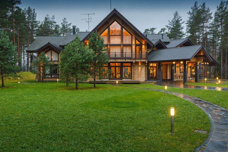 """Вопрос 7. Влюбилась в этот дом. Деревянный, натуральный, комфортный, уютный, светлый, """"сказка"""""""
