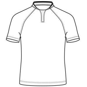 Resultado de imagen para como hacer poleras deportivas para hombres como sacar patrones