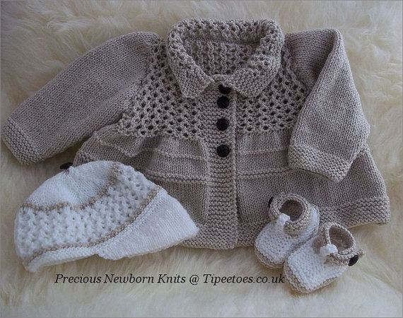 313 best images about Baby Layettes - Knitting and Crochet Patterns on Pinter...