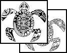 polynesian Tattoos, tribal Tattoos, maori Tattoos, turtle Tattoos, nature Tattoos, wildlife Tattoos, animals Tattoos, reptile Tattoos,