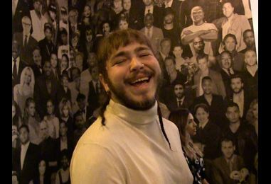 Post Malone Disses Kobe While Naming NBA Stars Who Could Rap on 'White Iverson' Remix (VIDEO)