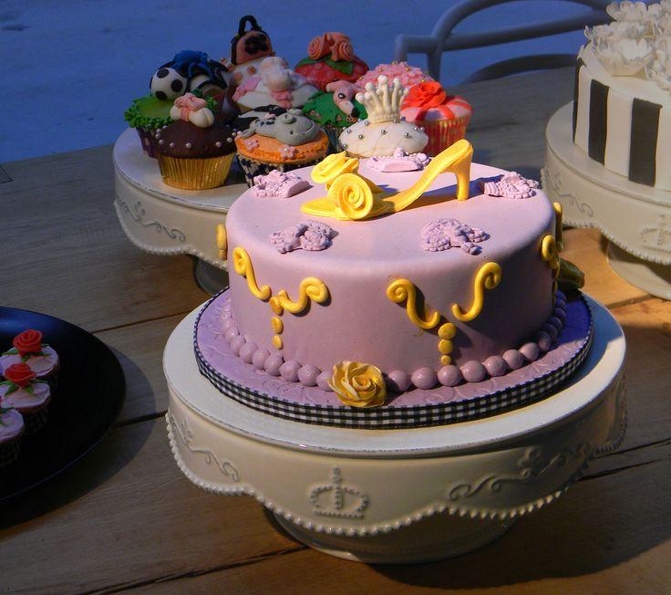 Prachtige taarten van Tante Jans